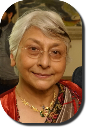 A photo of Professor Aditi Lahiri