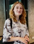A photograph of Anna Sapuntsova