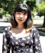 A photograph of Jiarui Zhang