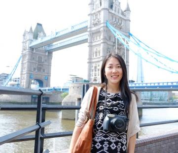 A photograph of Beinan Zhou