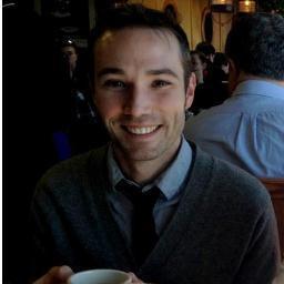 A photograph of Matt Husband