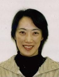A photograph of Noriko Tanigawa
